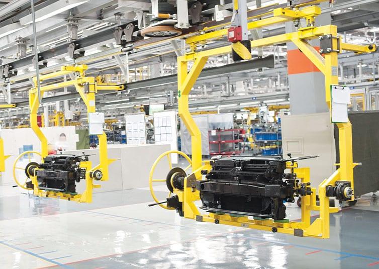 Polyurethane Wheels Automotive Industry