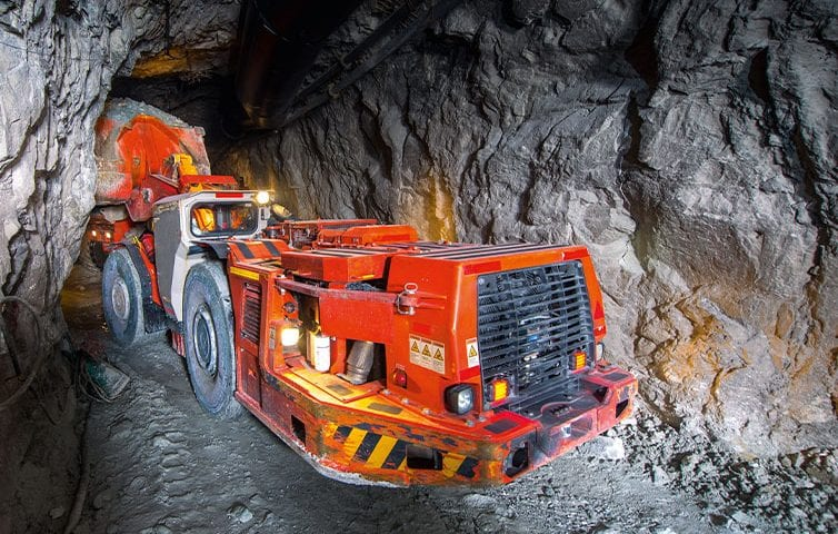 Polyurethane Wheels Mining Industry